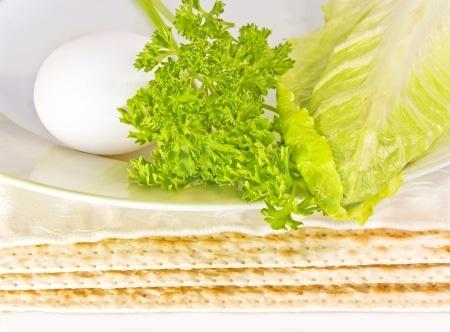 Lettuce on Your Seder Plate / Chodesh Nissan