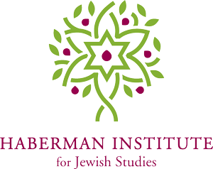 Haberman Institute for Jewish Studies logo