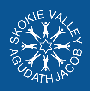 Skokie Valley Agudah Jacob logo