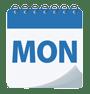 MON calendar